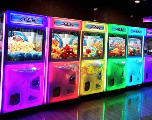Игровые автоматы с игрушками как их называют игровые автоматы тренеровка или тренировка