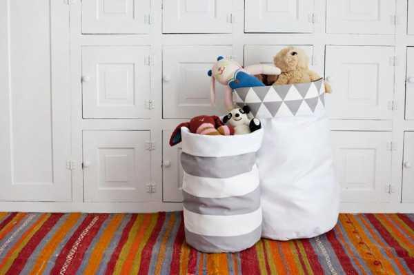 436dd304d52 Для игрушек контейнеры своими руками