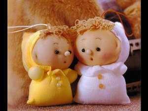 Чулочные куклы своими руками пошагово фото 377