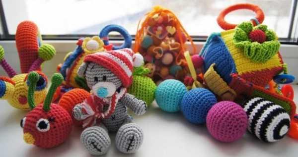 игрушки своими руками погремушки