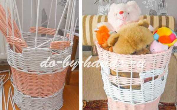 8b8d0fcd8429 ... мастер класс с фото. Для любителей ручных изделий предлагаю  ознакомиться с изготовлением корзины из газетных трубочек для игрушек или  белья.